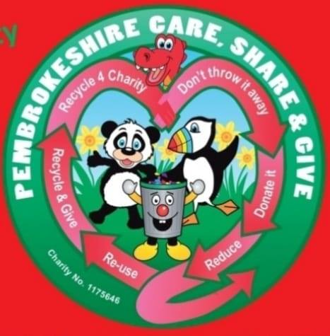 Pembrokeshire Care Share and Give - Asedion