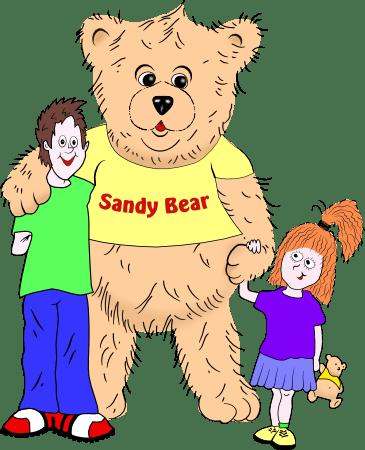 Sandy Bear